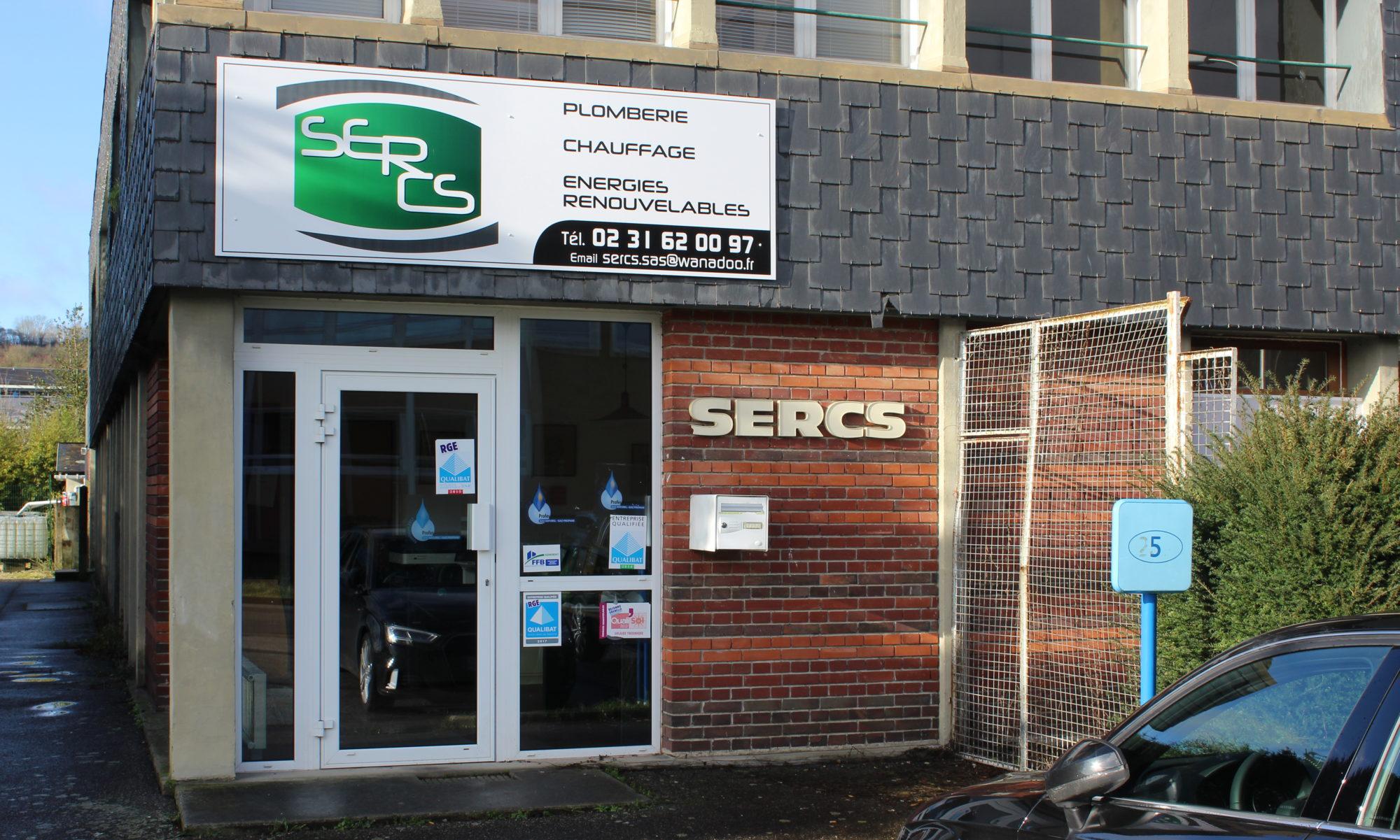SERCS Plombier Installateur